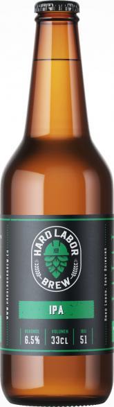 Hard Labor Brew - IPA