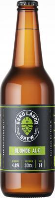 Hard Labor Brew - Blonde Ale