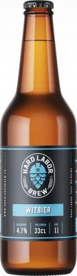 Hard Labor Brew - Witbier
